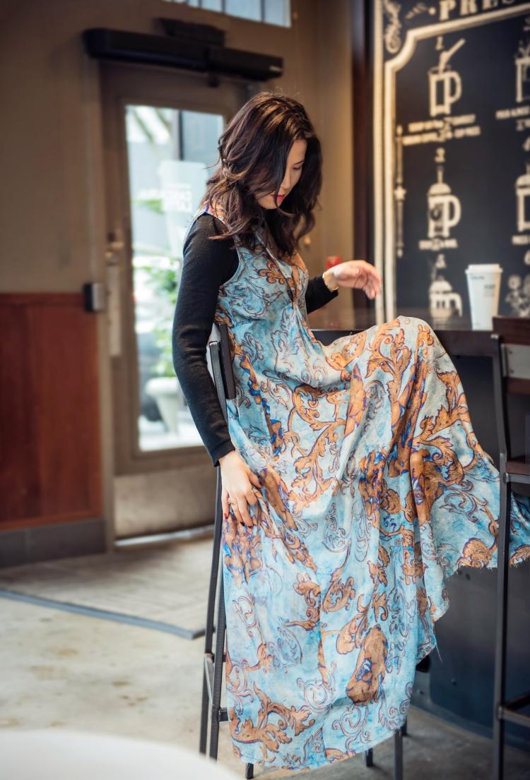 italian-silk-maxi-dress-over-black-sweater-1686